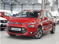 Citroen C4 Picasso 1.6 BlueHDi 120 Exclusive 5dr E for sale  Sutton-in-Ashfield, Nottinghamshire