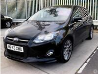 Ford Focus 1.0 E/B 125 Zetec S 5dr 18in Alloys
