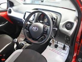 Toyota Aygo 1.0 VVT-i X-Play 5dr Nav