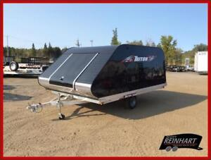 Triton 11x101 XT Enclosed Snowmobile Trailer
