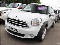 Mini Paceman Cooper 2.0 D ALL4 3dr Auto Chili Pack