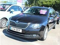 Skoda Superb Estate 2.0 TDI 140 Elegance 5dr
