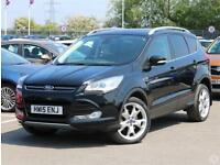 Ford Kuga 2.0 TDCi 180 Titanium X 5dr 4WD 19in All