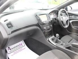 Vauxhall Insignia Tourer 2.0 CDTi 140 SRi Vx-Line