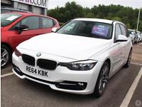 Bmw 3 Touring 318d 2.0 Sport 5dr Nav 18inAlloys