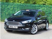 Ford Focus 1.0 E/B 125 Titanium X 5dr App Pack2 Na