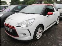 Citroen DS3 1.6 THP 155 DSport Red 3dr