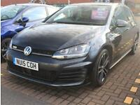 Volkswagen Golf 2.0 TDI 184 GTD 5dr Pan Roof