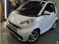 Smart Fortwo Convertible 1.0 Edition 21 2dr Softou