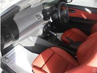 Bmw 1 Convertible 118i 2.0 Sport 2dr Red Leather
