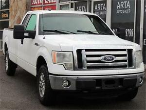 2012 Ford F-150 XLT*4X4X*8 Ft box*