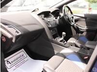 Ford Focus 2.0T E/B 250 ST-2 5dr Rear Privacy Glas
