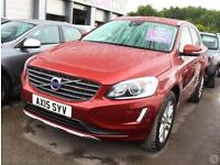 Volvo XC60 2.4 D4 190 SE Lux Nav 5dr 4WD Geartroni