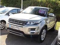 Land Rover Range Rover Evoque 2.2 SD4 Pure 4WD Aut