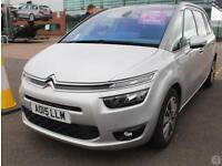 Citroen Grand C4 Picasso 1.6 e-HDi 115 Exclusive+
