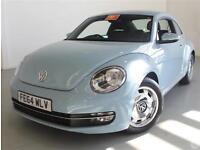 Volkswagen Beetle 1.6 TDI 105 BMT Design 3dr 17in