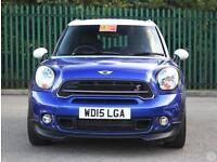 Mini Countryman Cooper S 1.6 ALL4 5dr Sport Pack