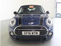 Mini Cooper S 2.0D 3dr Chili/Media Pack