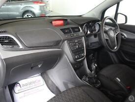 Vauxhall Mokka 1.4T 140 Exclusiv 5dr 2WD
