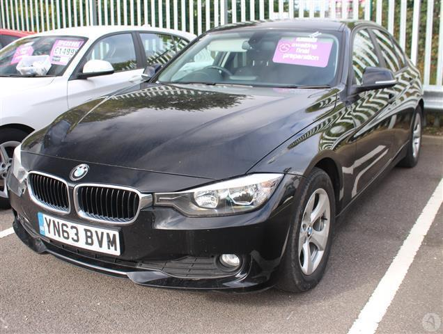 Bmw 3 320d 2.0 EfficientDynamics 4dr