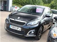 Peugeot 108 1.2 VTi Feline 3dr Leather