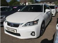 Lexus CT 200h 1.8 Advance 5dr CVT