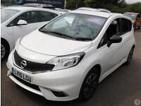 Nissan Note 1.2 Acenta Premium Style Pack 5dr