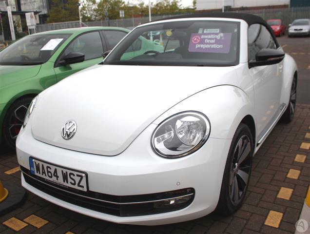 Volkswagen Beetle Convertible 2.0 TDI 140 Sport