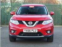 Nissan X-Trail 1.6 dCi 130 Acenta 5dr 2WD 7 Seat S