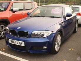 Bmw 1 Coupe 118d 2.0 M Sport 2dr Leather