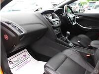 Ford Focus 2.0T E/B 250 ST-3 Nav Black StylePk 5dr