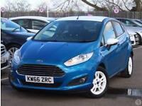 Ford Fiesta 1.25 Zetec Blue Spring 5dr