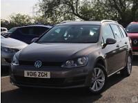 Volkswagen Golf Estate 1.6 TDI 110 SE 5dr