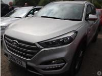Hyundai Tucson 1.7 CRDi Blue Drive Premium 5dr 2WD