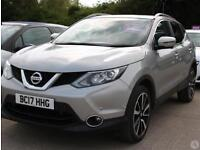 Nissan Qashqai 1.5 dCi 110 Tekna 5dr 2WD Panroof