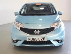 Nissan Note 1.5 dCi 90 Tekna 5dr