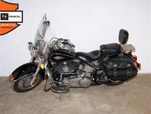2014 Harley Davidson FLSTC Heritage - UGLY credit? No problems