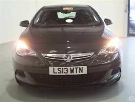 Vauxhall Astra GTC 1.4T 140 Sport 3dr