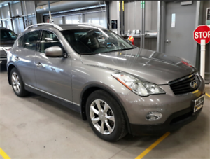 2008 INFINITI EX35 AWD! Leather Seats! Heated Seats! Clean Title