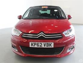 Citroen C4 2.0 HDi 150 Exclusive 5dr Pan Roof