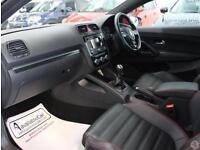 Volkswagen Scirocco 2.0 TDi 177 GTS 3dr Pan Roof