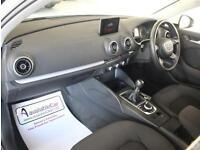 Audi A3 Sportback 2.0 TDI 150 SE 5dr