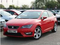 Seat Leon Coupe 1.4 TSI 140 FR 3dr Tech Pack