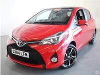 Toyota Yaris 1.33 VVT-i Sport 5dr PanRoof