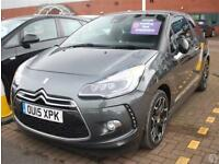 Citroen DS3 1.6 BlueHDi 120 DSport 3dr