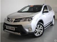 Toyota Rav4 2.2 D-CAT Invincible 5dr Auto 4WD