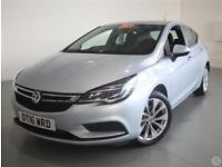Vauxhall Astra 1.4T 125 Design 5dr