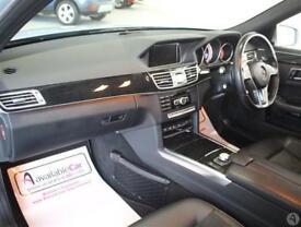 Mercedes Benz E E E220 2.1 CDI AMG Sport 4dr Nav Aut