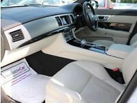 Jaguar XF 3.0d V6 S Portfolio 4dr 20in Alloys