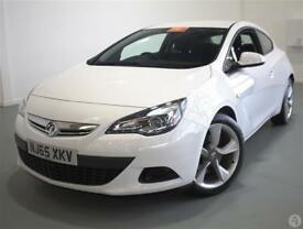 Vauxhall Astra GTC 1.4T 120 Sport 3dr 19in Alloys